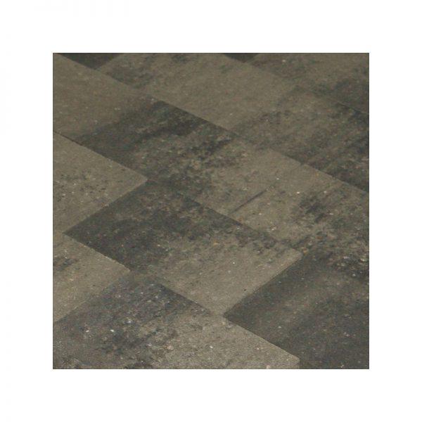 Vlakstones Grijs/Zwart Genuanceerd