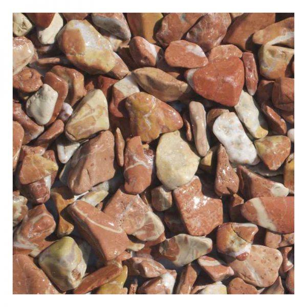 Baskisch rood grind 16-25mm