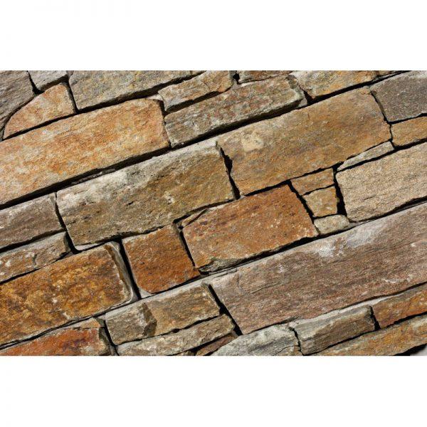 Stone Panels Rustic Autumn
