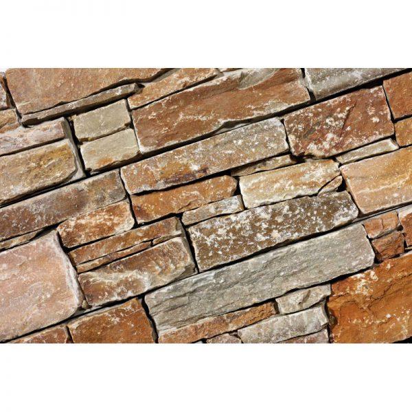 Stone Panels Rustic Terra