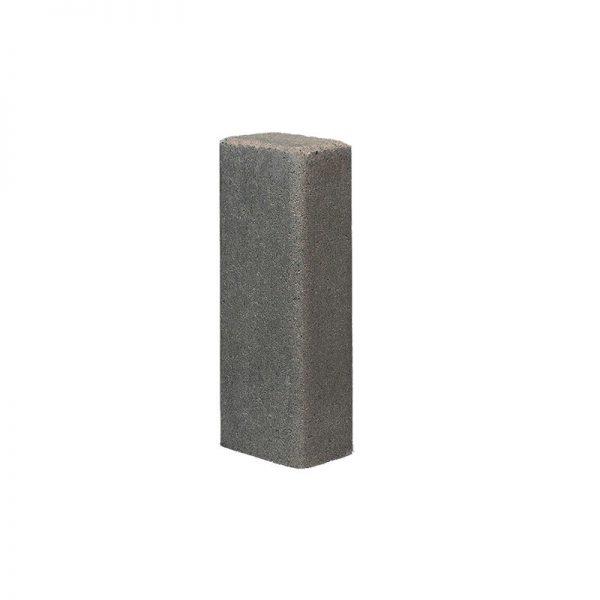 Pallisaden rustiek 16,5x11cm grijs