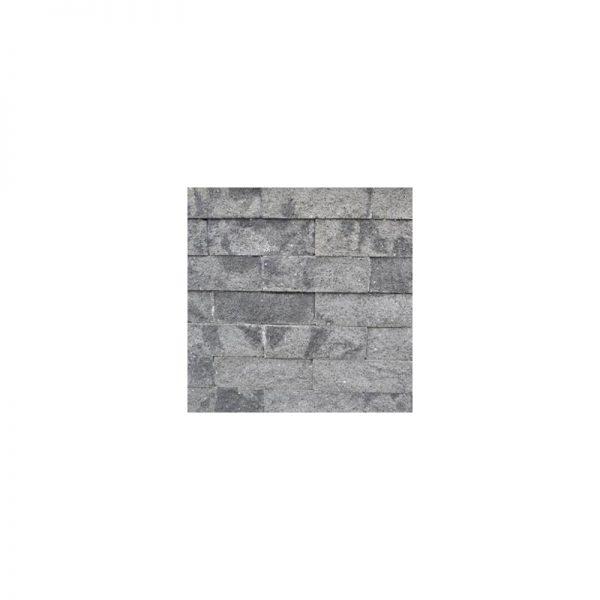 Splitrocks grijs zwart strak