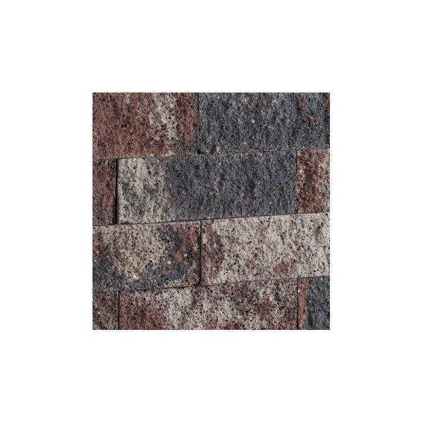 Splitrocks tricolore strak