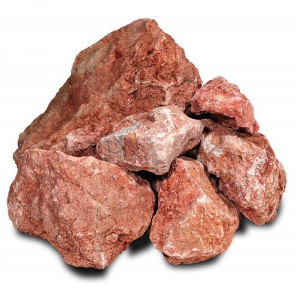 Vulkaan Extra rood 15-30cm