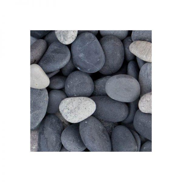 Beach Pebbles zwart 16-25mm