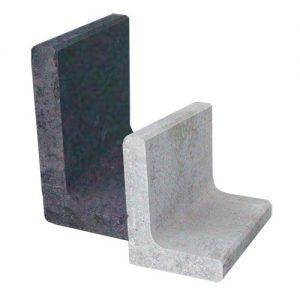 L- en U-elementen beton