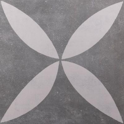GeoCeramica Stavelot Decoro Big Flower 100x100x4cm